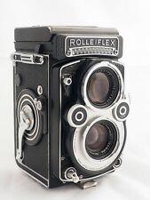 Rollei Rolleiflex 3.5 F White Face, 75 mm f/3.5 Schneider Xenotar, fresh CLA