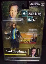 "Breaking Bad SAUL GOODMAN 6"" Mezco Figure New! Bob Odenkirk/Better Call Saul"