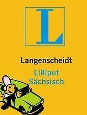 Langenscheidt Lilliput Sächsisch: Sächsisch - Deuts...   Buch   Zustand sehr gut
