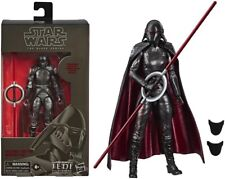 """Star Wars The Black Series Second Sister Inquisitor Carbonized 6"""" Action Figure"""