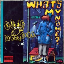 Maxi 45t Snoop Doggy Dogg - What's my name ?
