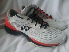 YONEX  Power Cushion Fusionrev 2 Tennis Shoes White Black 8.5 MEN'S/ 10 WOMEN'S