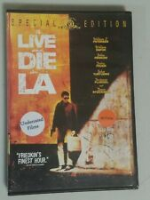 To Live and Die in L.A. (DVD, 1985) William L. Petersen, Willem Dafoe