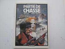 PARTIE DE CHASSE EO1983 TBE/TTBE ENKI BILAL CHRISTIN EDITION ORIGINALE REFV4