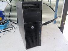 HP Workstation Z620 8-Core Xeon Dual E5-2680 2.7GHz 64GB RAM 256GB SSD WIN 7