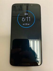 Motorola Moto Z3 Play 32GB Blue (Unlocked)