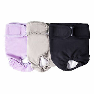 Pet Physiological Pants Dog Diapers Female Dogs Menstrual Pants Sanitary Briefs