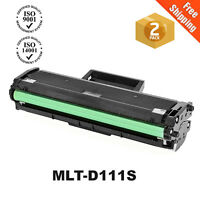 2PK MLT-D111S Toner Cartridge For Samsung 111S Xpress M2020W M2070W M2070FW