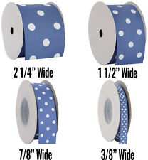Country Brook Design® 7//8 Inch Boxer Grosgrain Ribbon