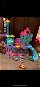 VTech gogo smart friends shimmering seashells castle 3 magic point locations fun