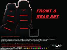Tailor Made full set Seat Covers to fit Commodore VT VX VY VZ SEDAN 1997-2005