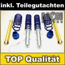 TA Gewindefahrwerk Sportfahrwerk Fahrwerk Audi A3 8L, VW Golf 4, Bora, Variant