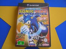 SONIC GEMS COLLECTION - GAMECUBE - Wii Compatible