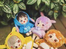 10cm 15cm 20cm Doll Hoodie Clothes Clothing For Star Idol Doll Accessory XG Sa