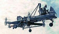 VZ-7-AP Air Jeep Curtiss-Wright Airplane VZ 7 Desktop Plane Wood Model Big