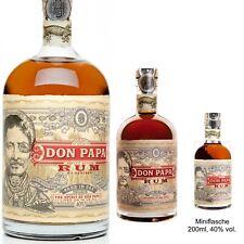 Rum Don Papa (ab 45,95 €/l), 40% vol. alk., Maxiflasche, 0,7l oder Miniflasche
