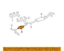 GM OEM-Catalytic Converter 15746547