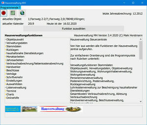 Hausverwaltung MH 3.4 WEG Abrechnung und Nebenkostenabrechnung  DownloadLink *