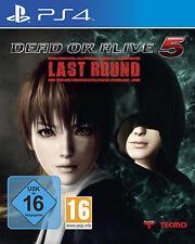 Dead or Alive 5 last round ps4 usado