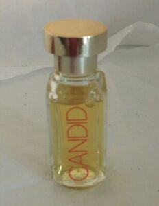 Vintage Avon Candid Ultra Cologne Splash .33 fl. oz. Mostly Full in Original Box