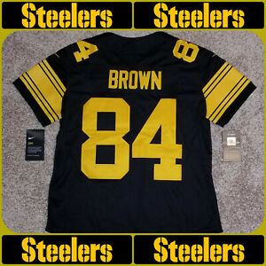 Antonio Brown Steelers Womens Limited Nike Jersey~TRUSTED EBAY SELLER SINCE 1999