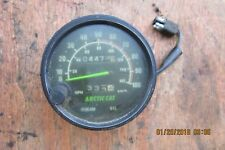 New listing 1991 Arctic Cat Ext El Tigre 530 Speedometer W High Beam And Oil Light 0620-066
