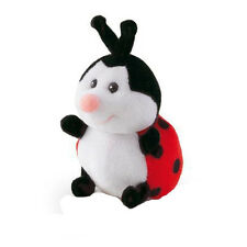 TRUDI peluches coccinella sweet collection 9 cm MADE IN ITALY
