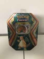 Pokemon TCG Dragonite Card Tin Dollar General FACTORY SEALED NEW!