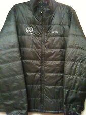 Men's Oakley Puffer Jacket Gray XL