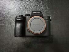 Sony A7 III body + Accessories *Excellent Condition* (no battery)
