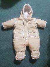 Ladybird Pram Suit 0-3 months Great for winter weather