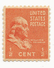 US Sc# 803 Benjamin Franklin 1/2 Cent