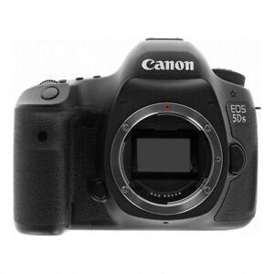 Canon EOS 5Ds schwarz -Digitalkamera- Sehr guter Zustand **