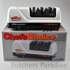 CHEF'S CHOICE PRO 1520 ELECTRIC KNIFE SHARPENER WHITE RRP $499-FREE POSTAGE