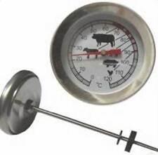 Thermometer für Räucherofen / Räucherschrank zum Räuchern geeignet