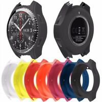 Soft Slim Case Cover Silicone Smart Watch For Samsung Gear S3 Frontier