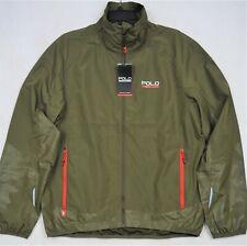 Ralph Lauren POLO SPORT Jacket Windbreaker Expedition Green M Medium NWT
