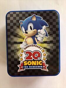 Sonic The Hedgehog 20th Anniversary Haze area [Collector's Tin Set] No Figure