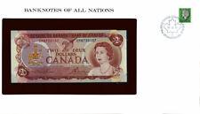 Canada $2 1974. P-86a. Choice Unc