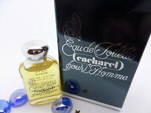 CACHAREL L'HOMME Men MINI Miniature 7.5ml PERFUME edt FRAGRANCE Boxed