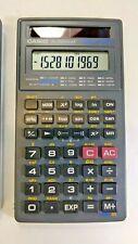 Sharp fx-260 Solar Fraction Calculator