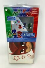 PJ Masks Wall Decals (8) Removable Set  Roommates Free Shipping