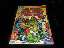 1975 Marvel Treasury Edition Giant Superhero Holiday Grab