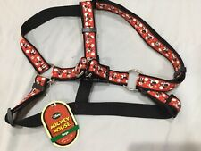 New Large Dog Harness Mickey Mouse