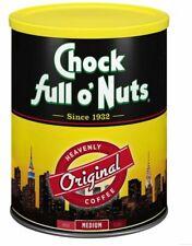 Chock Full O Nuts Original Ground Coffee -   48 oz.
