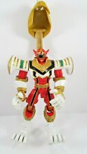 Collectible Power Rangers Mystic Force Red Power Ranger to Legendary Lion 2006