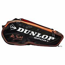 Dunlop Racketbag Performance 2018 Ali Farag Signature Black/Red Neu & Portofrei