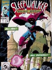 Sleepwalker n°1 1997 Holiday Special ed. Marvel Comics   [G.225]