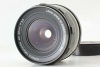【 Excellent+++++ 】 Konica Hexanon AR 28mm f/3.5 Wide Angle  Lens From JAPAN #724