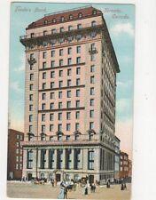 Traders Bank Toronto Canada Vintage Postcard 420a #2